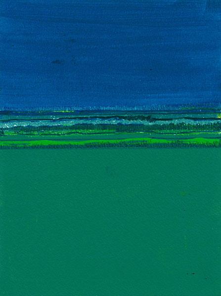 valerie-lindsell-the-coast-at-dusk